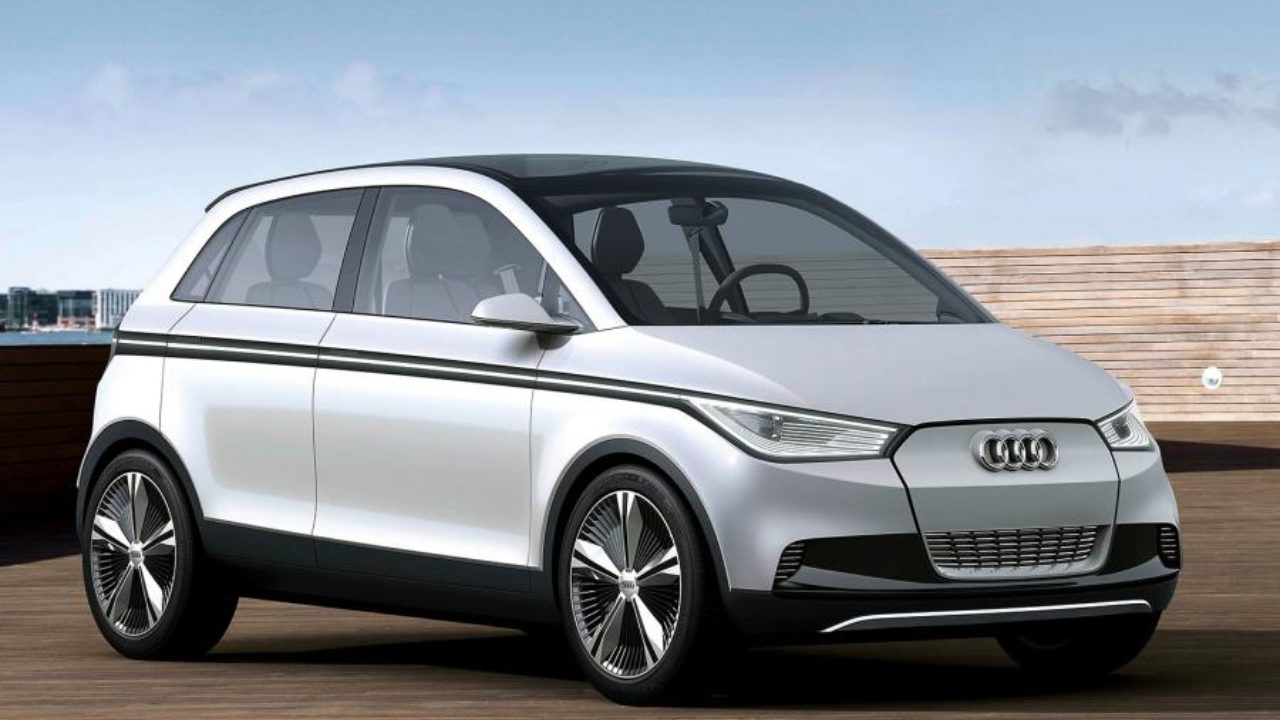 2020 Audi A2 Concept and Review