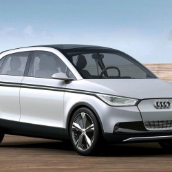Audi A2 eléctrico para antes de 2020