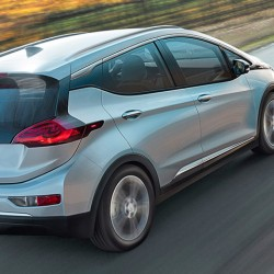 Autonomía del Chevrolet Bolt (Opel Ampera-E) en autovía a 120 km/h