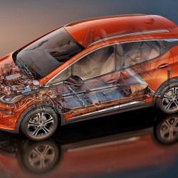 General Motors avisa de que la batería del Chevrolet Bolt puede perder hasta el 40% de capacidad en el periodo de garantía