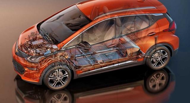 General Motors publica el precio de la batería del Chevrolet Bolt