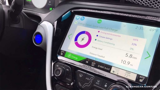 Chevrolet Bolt consumo