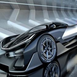Presentado el Faraday Future FFZERO1. La primera piedra de un proyecto con mucho potencial