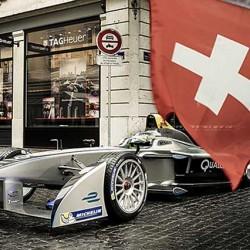 Suiza romperá 60 años de prohibición a las carreras de coches de la mano de la Fórmula E