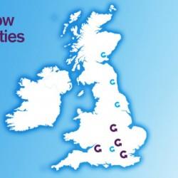 Las principales ciudades de Reino Unido recibirán 52 millones de euros para invertir en puntos de recarga para coches eléctricos