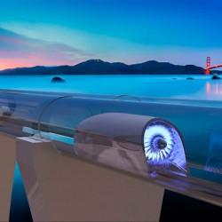 Hasta tres empresas pugnan por desarrollar Hyperloop