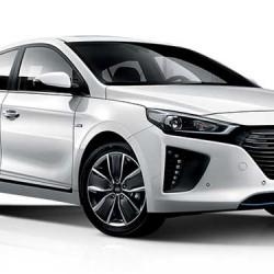 La autonomía del Hyundai Ioniq eléctrico será de 250 kilómetros