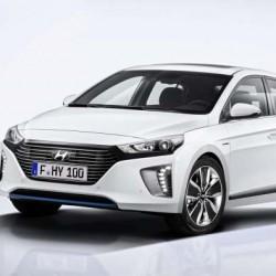Más detalles y nuevas imágenes del Hyundai Ioniq