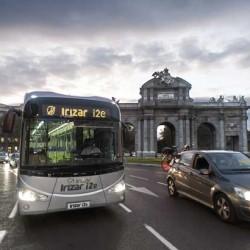 El autobús eléctrico de Irizar, premio al vehículo industrial verde del año en España