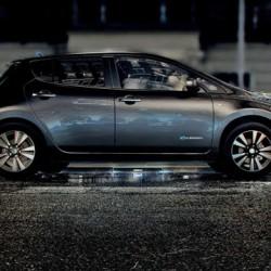 Nissan presentará en Ginebra el cargador inalámbrico para el LEAF de segunda generación