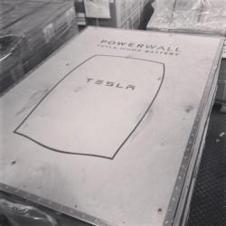 Tesla comienza a entregar sus baterías Powerwall