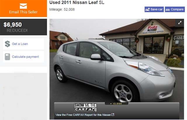 precios-coches-electricos-segunda-mano