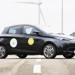Renault ZOE r240. Coche eléctrico del año para las familias en Bélgica