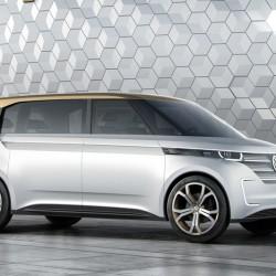 La autonomía bajo el ciclo EPA de la Volkswagen BUDD-e será de sólo 375 kilómetros