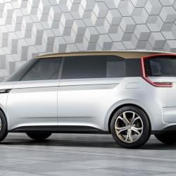 Volkswagen BUDD-e. Un microbus con batería de 101 kWh y 600 kilómetros de autonomía