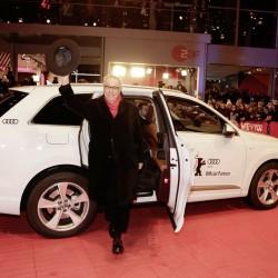 El Audi Q7 e-Tron se convierte en una de las estrellas del Festival de Cine de Berlín