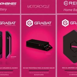 Más detalles técnicos de las baterías de Graphenano. Certificados TÜV y Dreka.