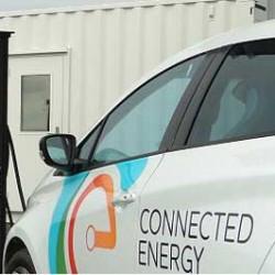 Renault prueba el reciclado de baterías para sistemas de recarga rápida