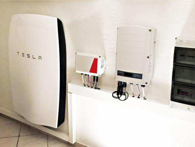 TeslaPowerwallInstalation