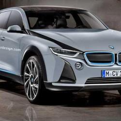 Más rumores sobre el BMW i5. Será un todocamino, pero no llegará hasta 2021