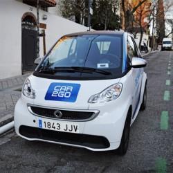 Car2Go Madrid llega a los 100.000 usuarios