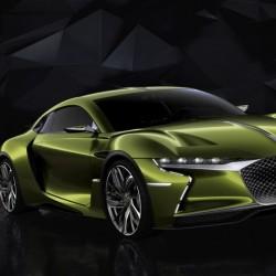 El espectacular deportivo eléctrico DS E-Tense avistado por las calles de París