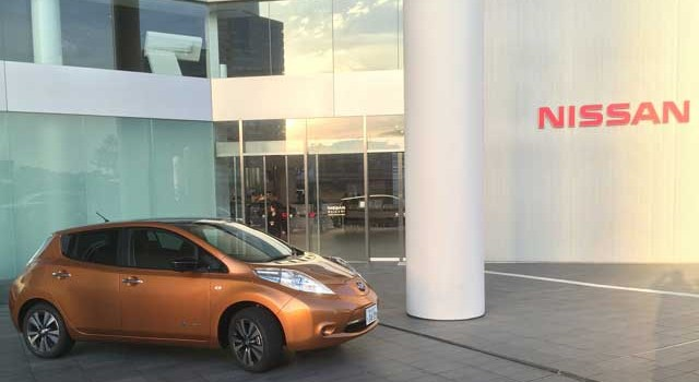 El Nissan LEAF se recupera en Japón. Mejor marca en un mes de mayo desde 2012