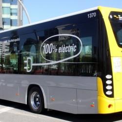 Barcelona incorpora el primer autobús eléctrico de Irizar a la flota nocturna