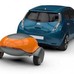 Baterías portátiles para coches eléctricos. Una buena idea para los desplazamientos largos