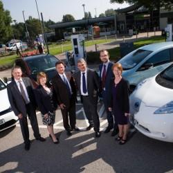 Las empresas de leasing inglesas apuestan fuerte por los coches eléctricos
