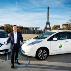 El próximo Renault ZOE y Nissan LEAF compartirán plataforma