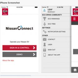 Nissan desactiva el sistema de conectividad del LEAF ante la facilidad para su hackeo