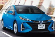 2017 Toyota Prius Plug-in front
