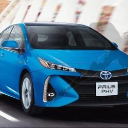 Filtradas las primeras imágenes y características del nuevo Toyota Prius enchufable