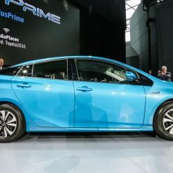 Toyota se marca como objetivo vender 60.000 Prius enchufables al año