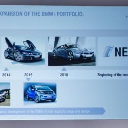 Se confirma que el BMW i3 se renovará solo a nivel de batería, y de equipamiento