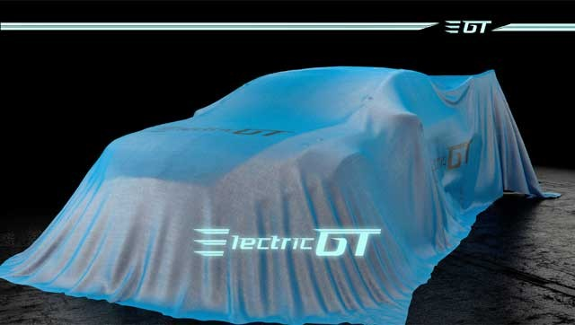 Electric-GT-Tesla