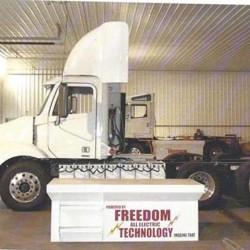 Un camión eléctrico con 650 kilómetros de autonomía