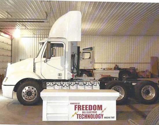 Oakridge Freedom Motors