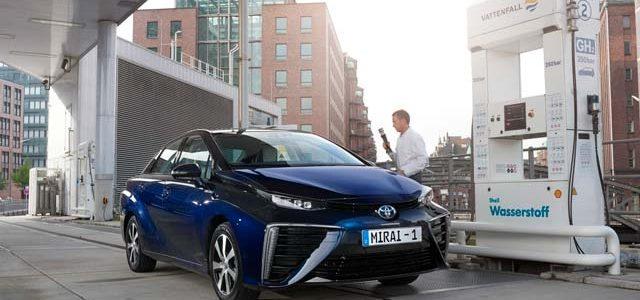 Los japoneses empiezan a dudar del futuro del hidrógeno en el transporte privado