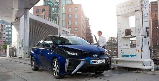 Toyota Mirai prueba larga duración