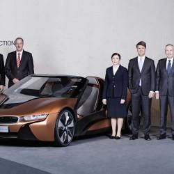 BMW confirma sus planes para ampliar la familia de coches eléctricos. Cuatro variantes para el BMW i3