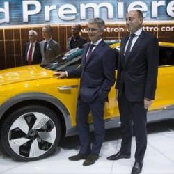 Audi invertirá un tercio de su presupuesto en I+D en el coche eléctrico y autónomo