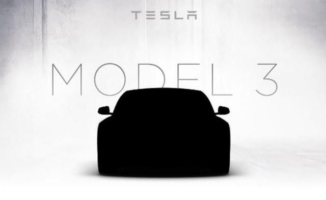 Tesla Model III Model 3