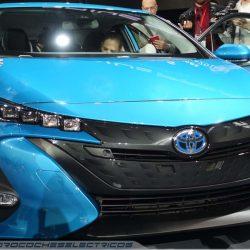 Nuevo Toyota Prius enchufable. El tapado que podría convertirse en el más vendido de 2017