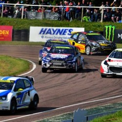 Volkswagen quiere una competición de eléctricos en el World Rallycross Championship