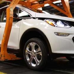 Arranca la producción del Chevrolet Bolt
