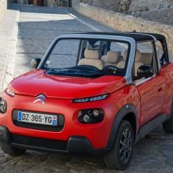 Citroën e-Mehari. Desde 25.000 euros antes de ayudas, pero con batería en alquiler
