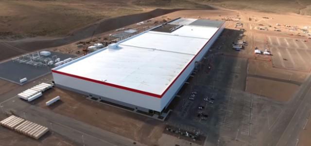 La Gigafábrica de baterías de Tesla logrará una reducción del coste del kWh mayor de lo estimado