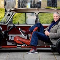 Dyson está desarrollando un coche eléctrico